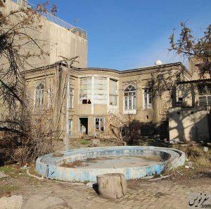 خانه تاریخی سپهبد احمد امیراحمدی