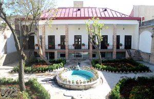 خانه مهربان (خانه قالیباف شهردار تهران) در سال 1395
