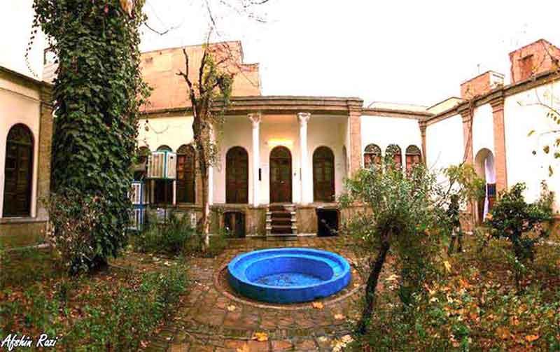 خانه رضا شاه پهلوی