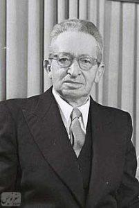 اسحاق بن زوی دومین رئیس جمهور اسرائیل