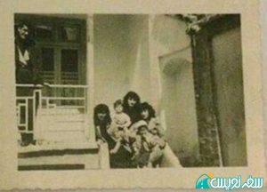 عکسهای قدیمی خانه فروغ فرخزاد