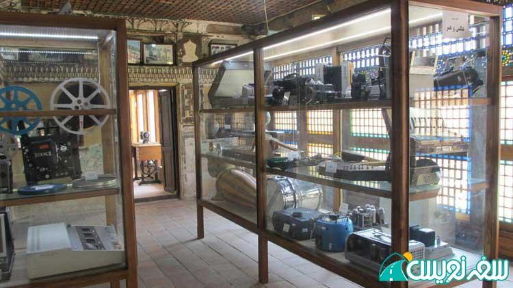 موزه فرهنگ و آموزش قزوین