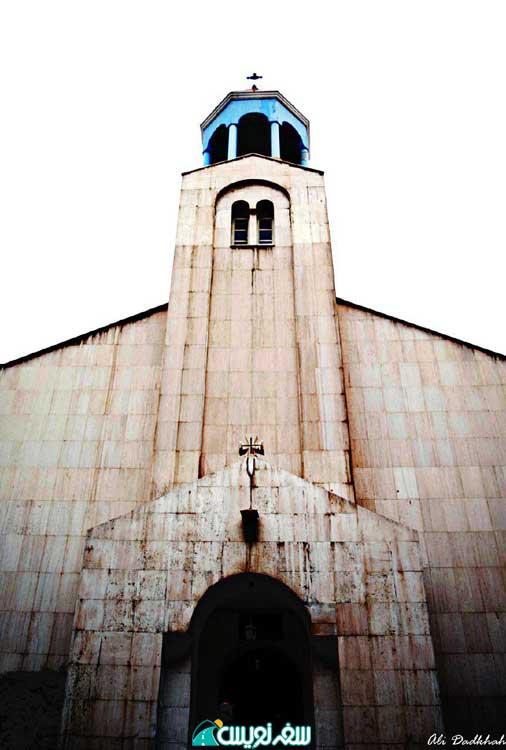 کلیسای ارامنه کاتولیک ریگور لوساووریچ