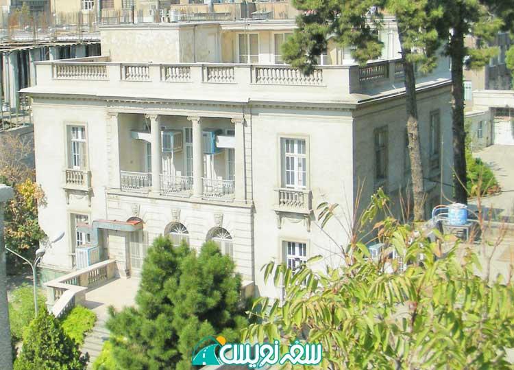 خانه تاریخی علی خسروشاهی