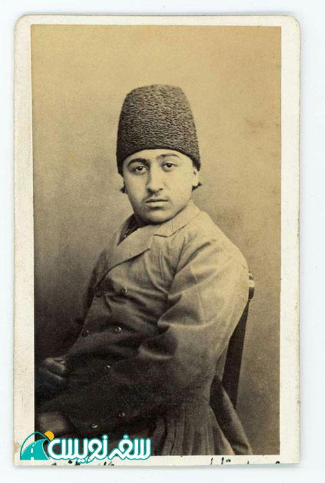 میرزا احمدخان نصیرالدوله بَدِر