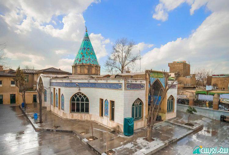 امامزاده یحیی تهران