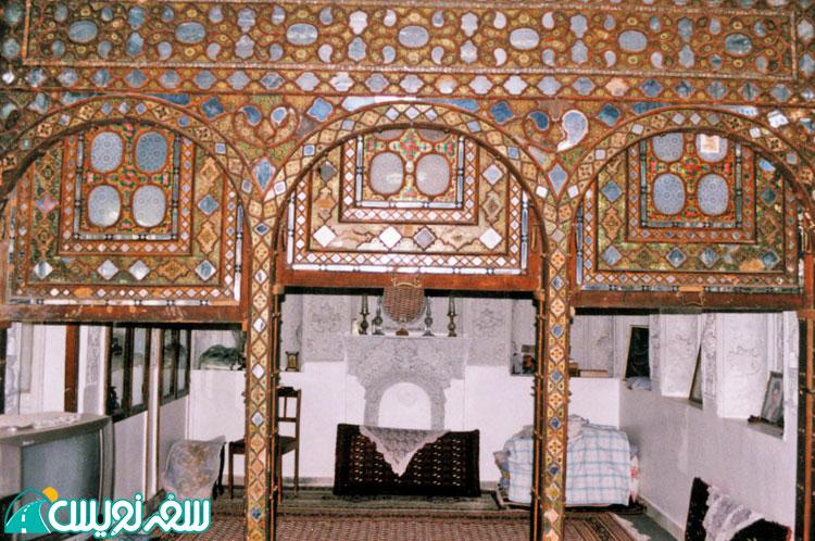 خانه نصیرالدوله، آصف الدوله قبل از مالکیت سازمان میراث