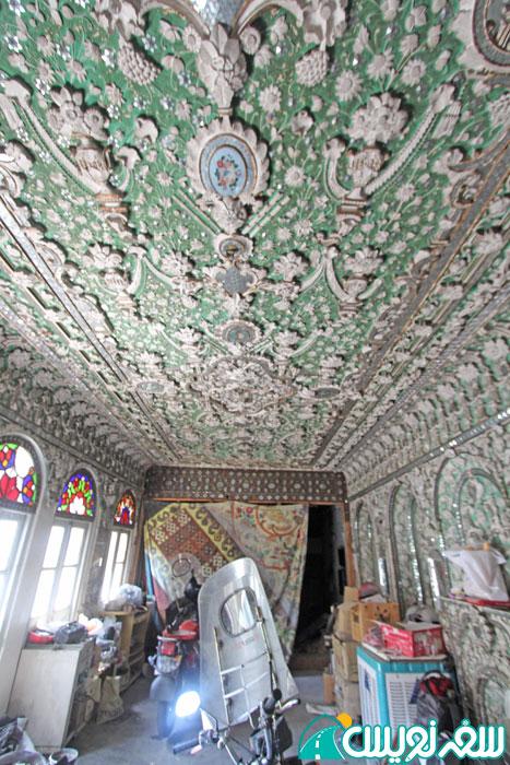 خانه نصیرالدوله، آصف الدوله بعداز مالکیت سازمان میراث