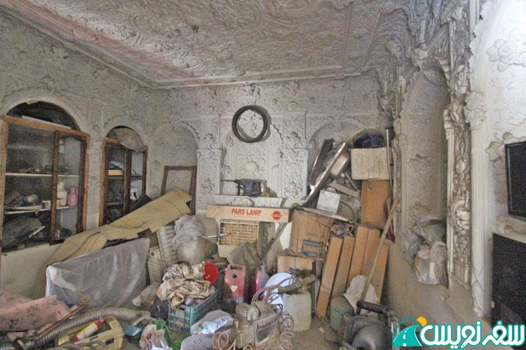 خانه نصیرالدوله، آصف الدوله بعد از مالکیت سازمان میراث
