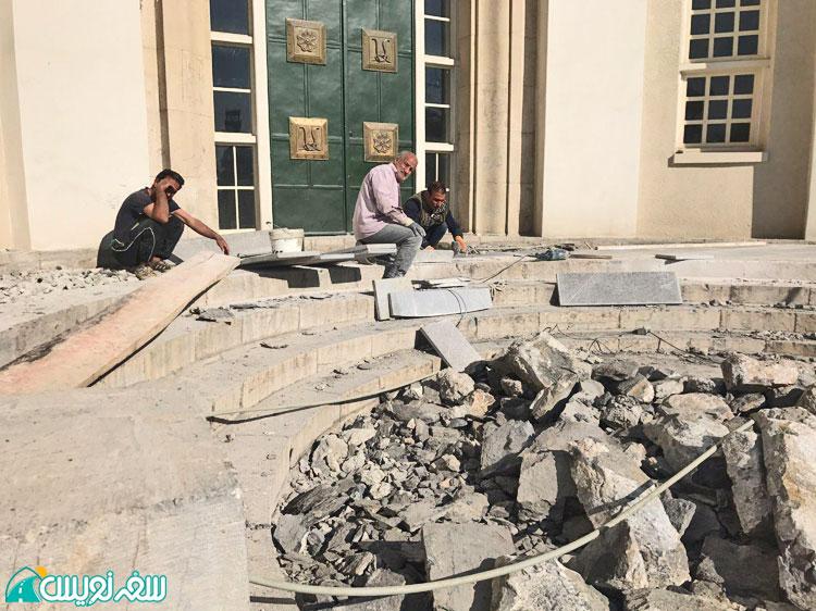 گودبرداری پلکان جنوبی دانشکده پزشکی، ثبت شده در آثار ملی ایران