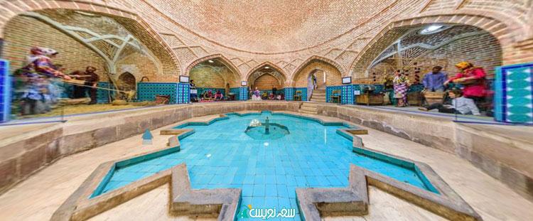 حمام قجر قزوین