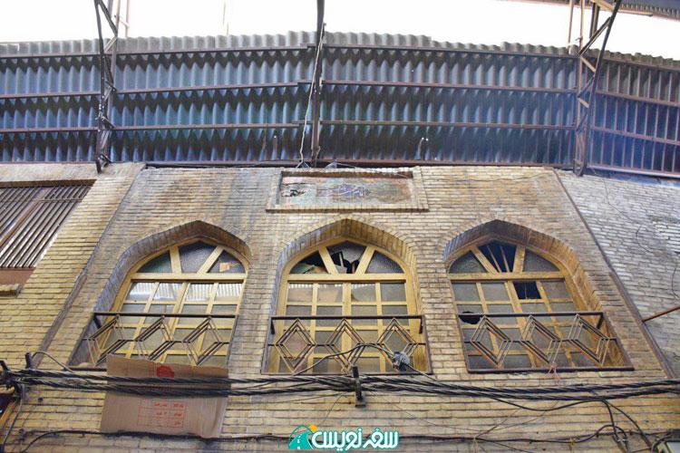 """""""پرسه در رگ های تهران"""" پرسه سوم؛ از سرپولک تا دروازه نو"""