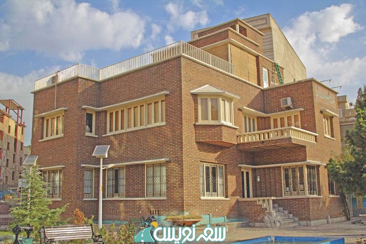 منزل و خانه استاد حسین لرزاده