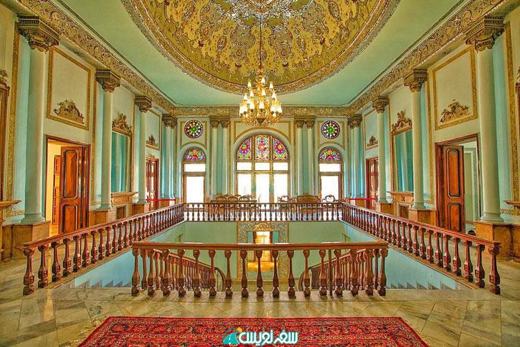 خانه تیمورتاش (موزه جنگ) عکس علیرضا مقدم
