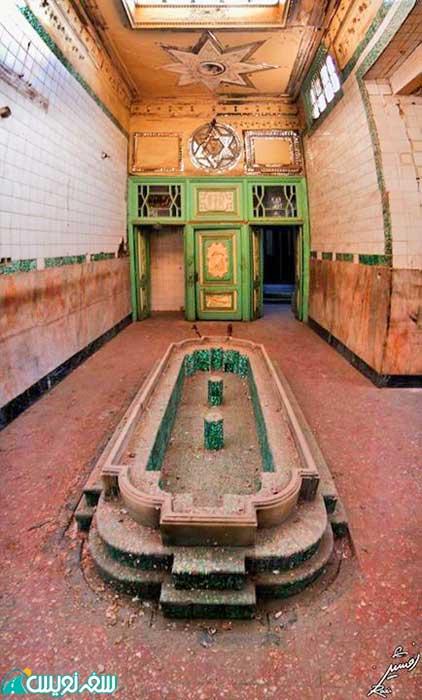 حمام کشوریه، سلیمانیه یا حمام بی نظیر و ممتاز (عکس رازی)