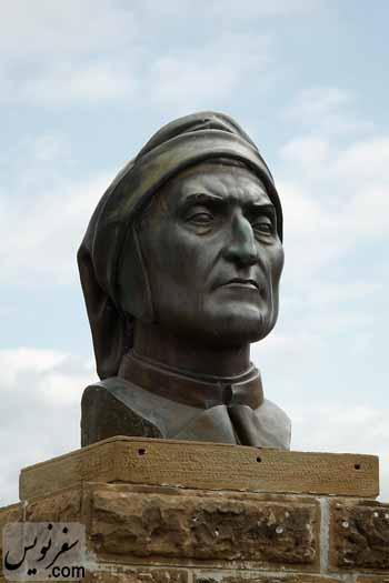سردیس (مجسمه) دانته آلیگیری Dante Alighieri