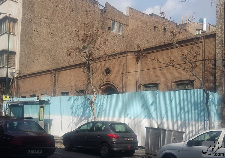 پایان داستان تخریب خانه شیبانی و تنها حفظ 8 متر از نمای جداره!