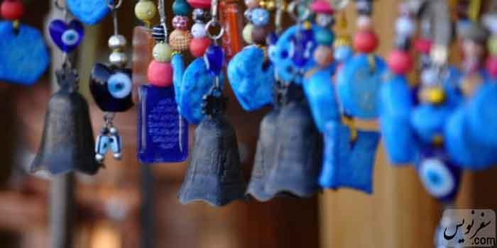 تجربه ساخت انواع خرمهره (کوجی) و آشنایی با افسانه سحر و جادو