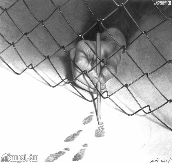 مهاجرت و مرگ اثر Agim Sulaj