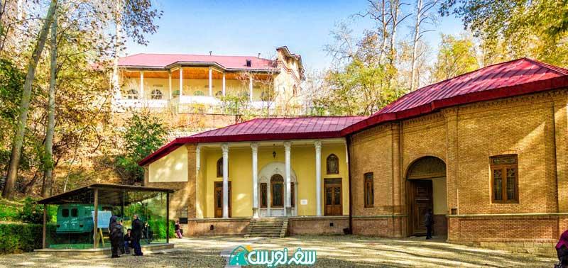 کالسکه خانه قجری (موزه برادران امیدوار)