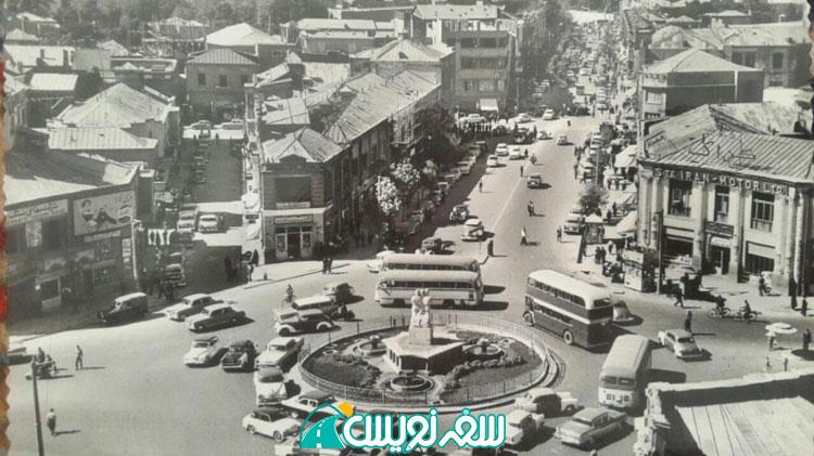 """""""پرسه در رگ های تهران"""" پرسه دهم؛ از دروازه شمیران تا مخبرالدوله"""