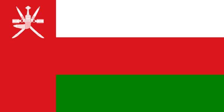 پرچم و نشان ملی عمان