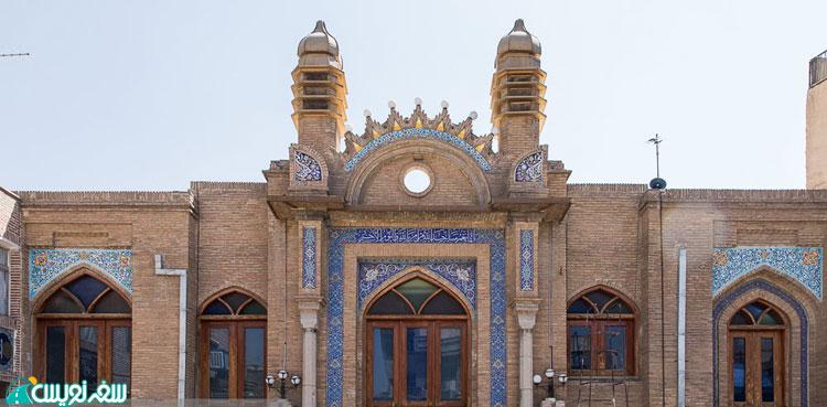 مسجد اردبیلی ها