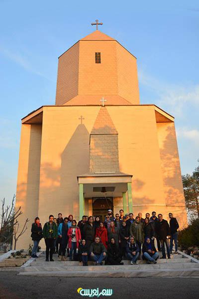 خاطره بازی تور کلیساگردی، کلیسای استپانوس مقدس (مادور)