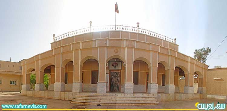 معبد گورودر gurdwara سیکها در شهر زاهدان