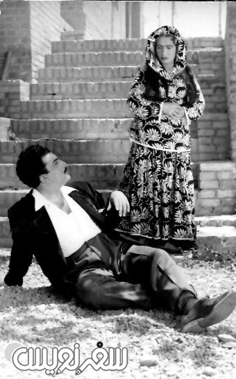 فیلم بی پناه و گرجی عبادیا ג'ורג' עובדיה George Ovadiah