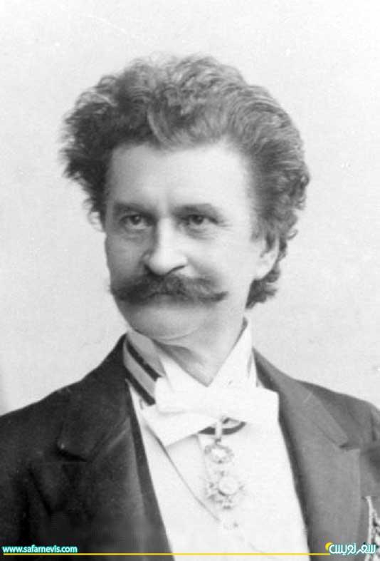 یوهان اشتراوس (پسر) Johann Strauss II