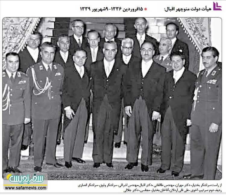 سرلشکر محمدولی انصاری (وزیر راه در دوران محمدرضا شاه)