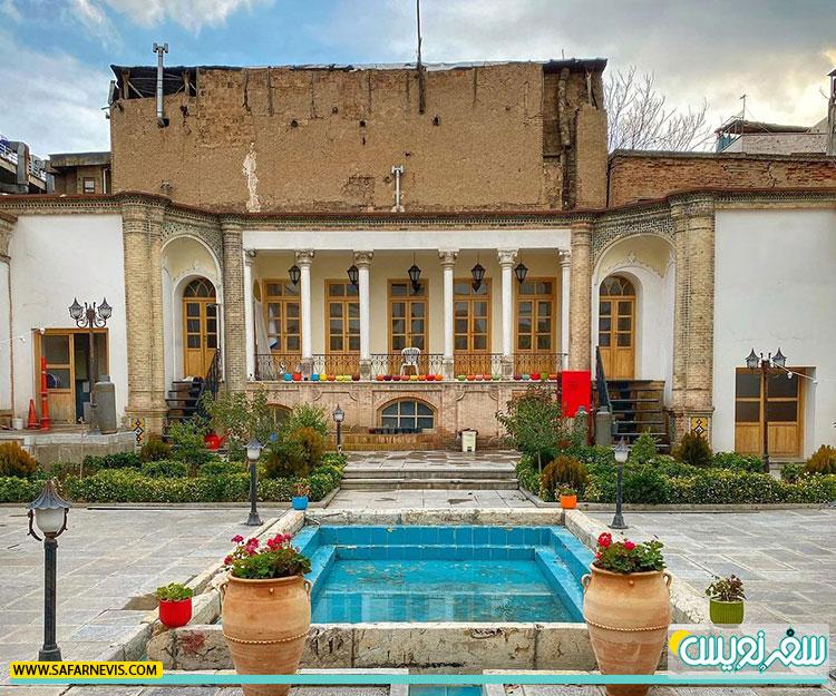تور بازدید و عکاسی از خانه ناصرالدین میرزا (از ناصریه تا ناصرخسرو)